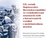 Majstrovstvá vo vyslobodzovaní zranených osôb z havarovaných vozidiel