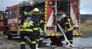 Na cyklickej príprave vo VC HaZZ Lešť sa zúčastnili dobrovoľní hasiči z Oravy
