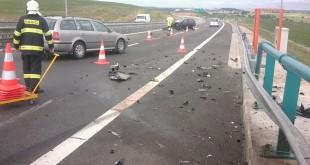 Na cestách Prešovského kraja je poľadovica. Došlo k viacerým nehodám