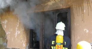 Požiar v rodinnom dome neprežila jedna osoba