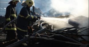 V Košiciach zhoreli tri osobné motorové vozidlá