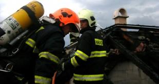 V Stráňach pod Tatrami došlo k výbuchu, zranili sa 4 osoby