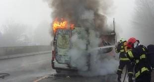 Na D1 sa stala ďaľšia dopravná nehoda