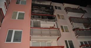 Košickí hasiči zasahovali pri požiari bytu