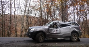 Rannú dopravnú nehodu pri Čadci neprežila jedna osoba