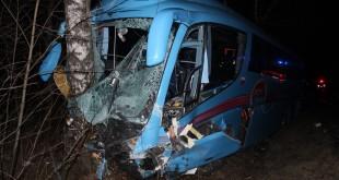 Hasiči v noci zasahovali pri vážnej dopravnej nehode pri Žiline