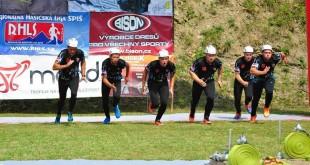 7.kolo Regionálnej hasičskej ligy Spiš – Reľov