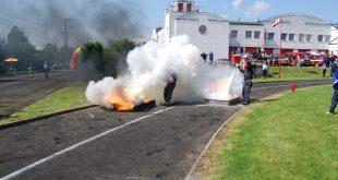 Hasiči Žilinského kraja súťažili na krajskej súťaži v hasičskom športe