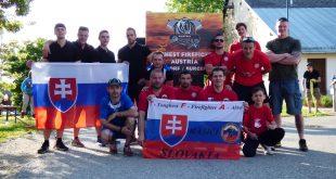 Slovenskí hasiči reprezentovali na TFA Austria 2016