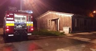 Trnavskí hasiči v noci zasahovali pri požiari v areáli Fakultnej nemocnice