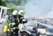 Na cyklickej príprave vo VC HaZZ Lešť sa zúčastnili dobrovoľní hasiči z Trnavského kraja