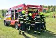 VC HaZZ Lešť sa zúčastnili dobrovoľní hasiči z Trenčianskeho kraja