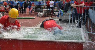 V Trenčíne sa uskutočnila krajská súťaž v hasičskom športe