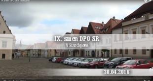 IX. snem DPO SR