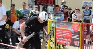 5. ročník súťaže Železný hasič Bánovce nad Bebravou
