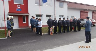 Odovzdanie hasičskej stanici v Revúcej