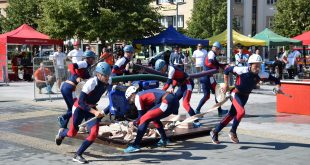 Majstrovstvá SR v hasičskom športe dnes vyvrcholia kráľovskou disciplínou