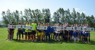 XIX. ročník Medzinárodného futbalového turnaja profesionálnych hasičov Euroregiónu Beskydy Slovenskej republiky a Poľska