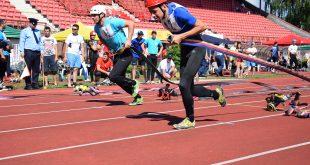 """V disciplíne """"beh na 100 m s prekážkami"""" padol nový rekord"""