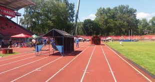 44. ročník MSR HaZZ – 2. deň – štafeta 4×100 m s prekažkami