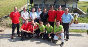 V Brodne sa konal 20. ročník hasičskej súťaže a 4. ročník súťaže o putovný pohár DHZ