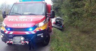 Dopravná nehoda Sučany