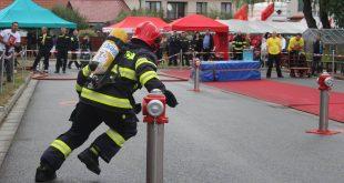 Firefighter Combat Challenge Telč (ČR)