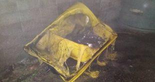 Podpaľovanie kontajnerov pokračuje. Jeden horel v Sučanoch, druhý v Kysuckom Novom Meste