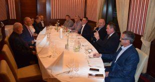 Vedúci predstavitelia HaZZ v utorok privítali členov českej delegácie z HZS ČR