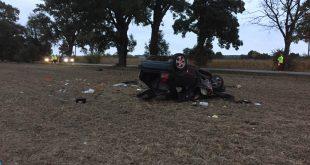 Pezinskí hasiči ráno zasahovali pri smrteľnej dopravnej nehode