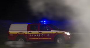 Dopravná  nehoda osobného motorového vozidla v Pezinku
