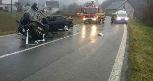 Vážnu dopravnú nehodu v Gerlachove neprežili 2 osoby