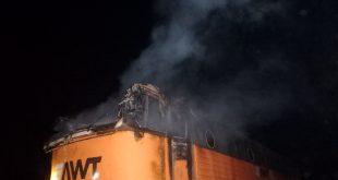 Hasiči zasahovali pri požiari dvoch lokomotív za železničnou stanicou Uľanka