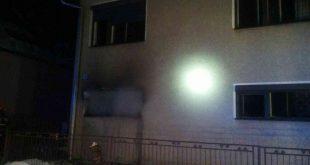 Pri nočnom požiari v Liptovskej Osade sa zranili 2 osoby