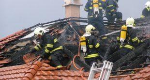 Prehľad požiarovosti v Slovenskej republike za mesiac január 2017