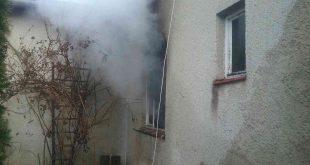 Požiar bytu pravdepodobne spôsobila varná kanvica