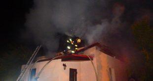 Takmer 100-tisícová škoda a zásah 11 príslušníkov hasičského a záchranného zboru