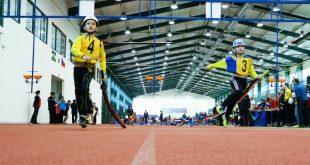 IV. Jablonecká hala Mladých hasičů 2017 v běhu na 60m