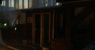 Piatkový požiar v hoteli Therma