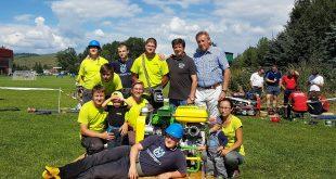 Dobrovoľní hasiči súťažili netradične