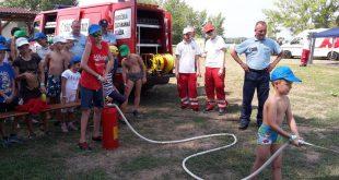 Deň záchranárskych zložiek v areáli Aquarea Čierna voda