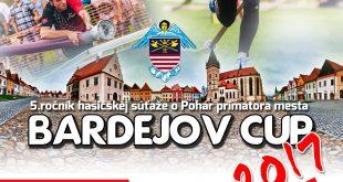 O pohár primátora mesta Bardejov 2017