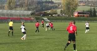 Futbalový zápas medzi príslušníkmi HaZZ a ZVJS skončil nerozhodne