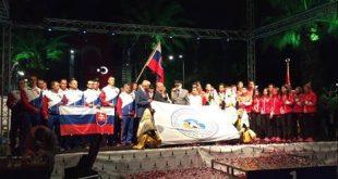 Slovensko sa stalo hostiteľskou krajinou Majstrovstiev sveta v hasičskom športe 2018