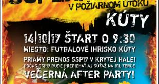 Slovenský SUPERPOHÁR 2017 – Kúty