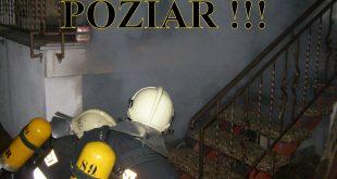 Požiar administratívnej budovy na Komenského ulici v Žiline
