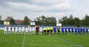 Hasiči zvíťazili nad policajtmi vo futbale 3 : 2