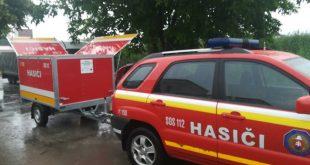 Prehľad výjazdov príslušníkov Hasičského a záchranného zboru v 23. týždni roka 2018