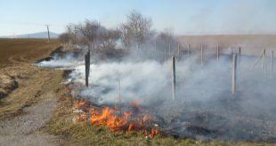 Počet požiarov za 1. polrok poklesol oproti tomu istému obdobiu minulého roka o takmer 30%
