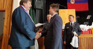 Dobrovoľní hasiči v obci Žiar oslávili 130. výročie vzniku